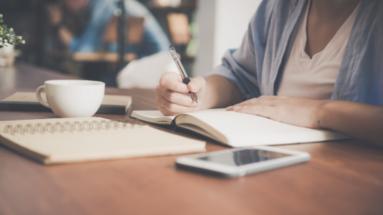 Expérience créative : le blogging
