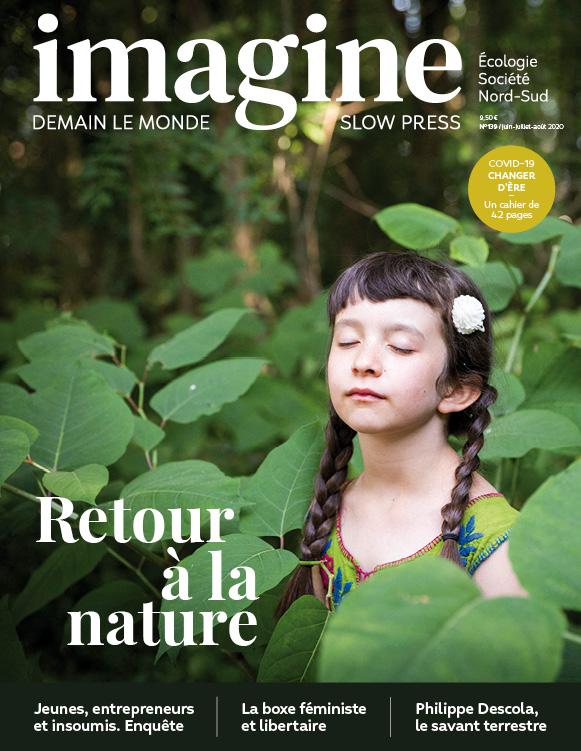 Hugues Dorzée Imagine Magazine